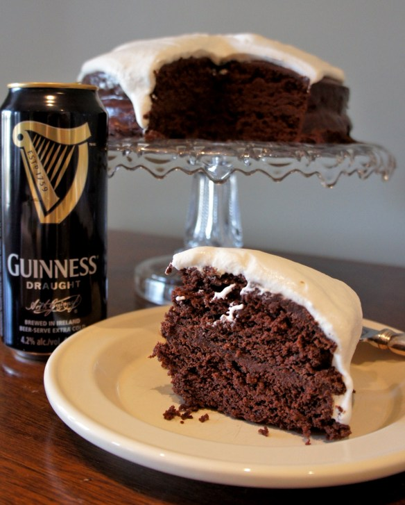 [Guinness Chocolate Cake]