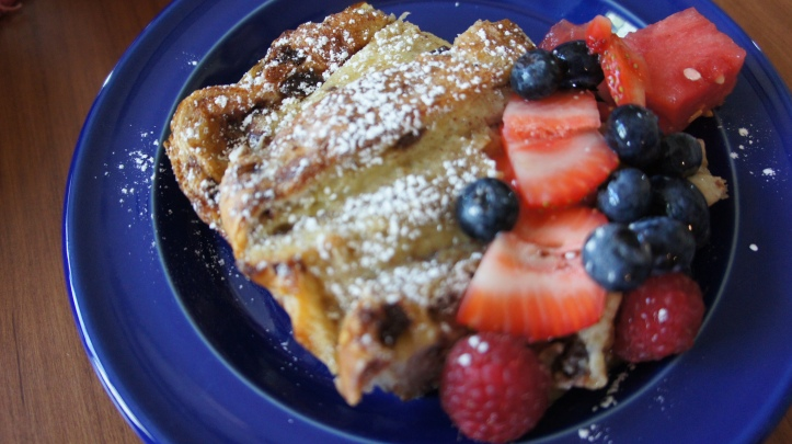 Classic Baked French Toast from Mother's Day