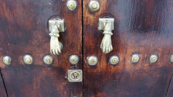 Knockers in Vejer.