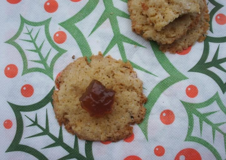 Maple Cookies in Huelva