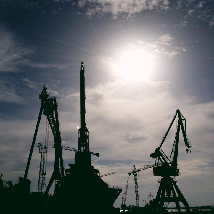 Industrial Huelva.