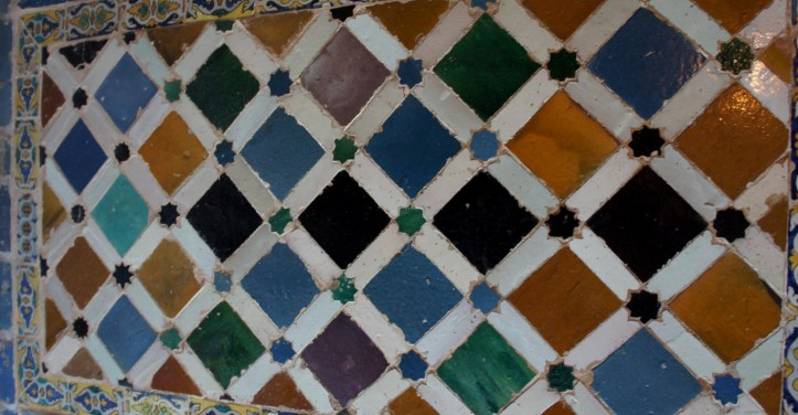 Slightly obsessed with Spanish tiles.