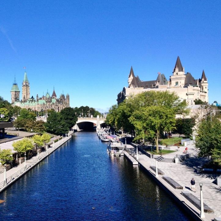 Beautiful Ottawa.