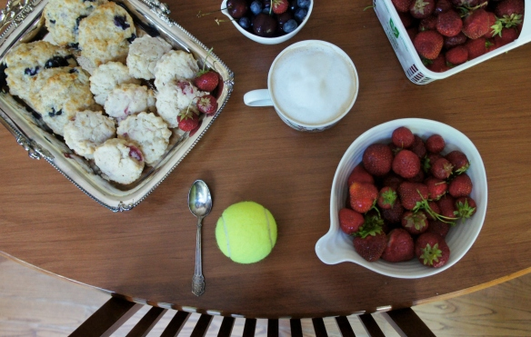 wimbledon breakfast