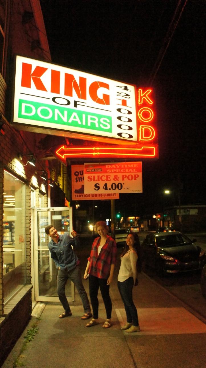 donair king